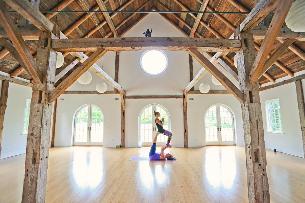 Yoga Barn Acro Yoga
