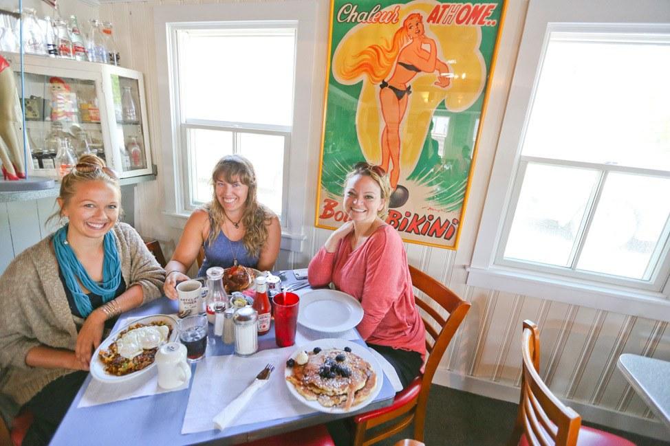 Artcliff Diner Martha's Vineyard