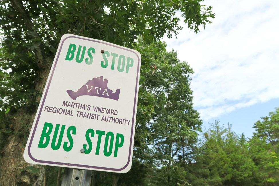 Martha's Vineyard Bus System