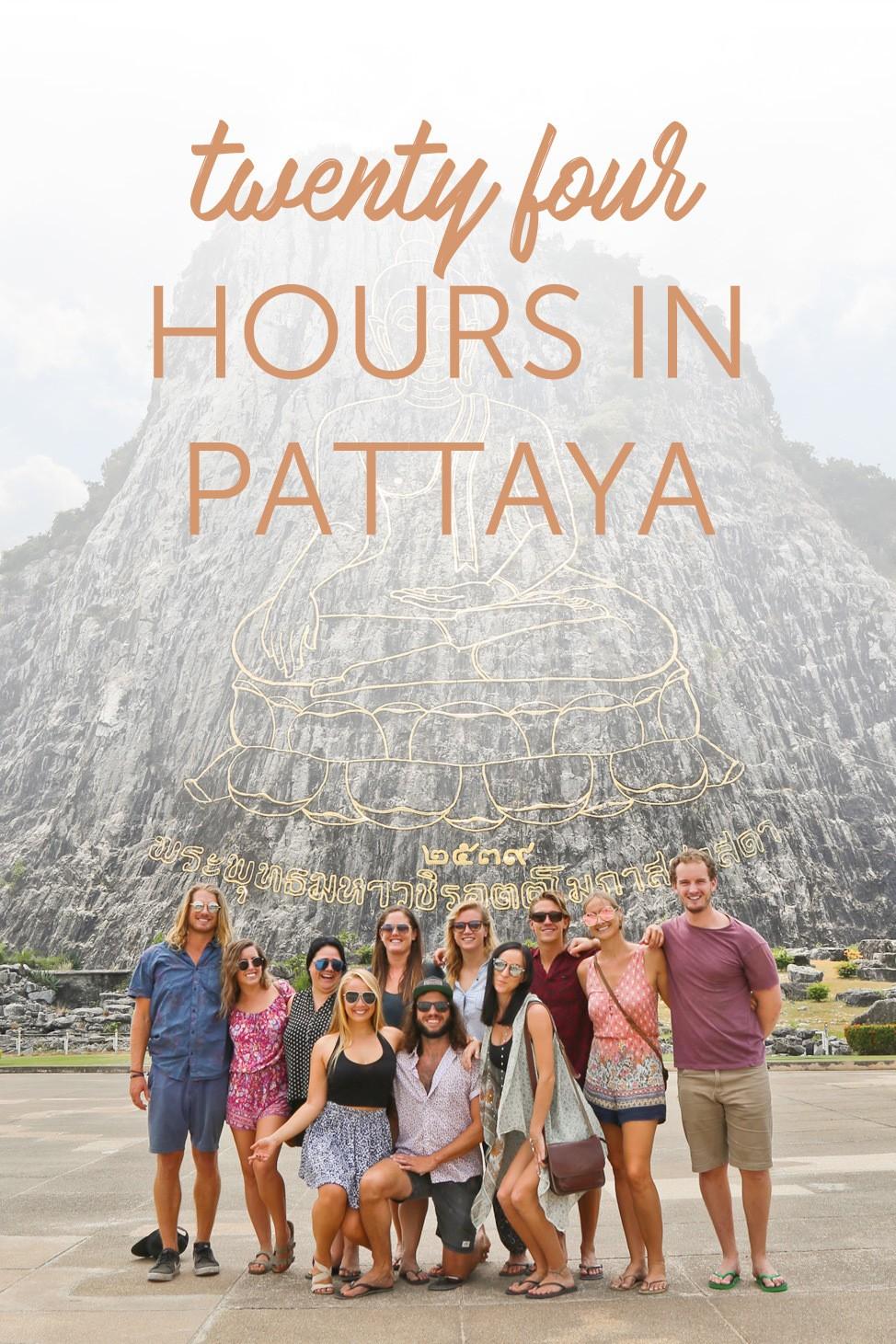 Twenty Four Hours in Pattaya