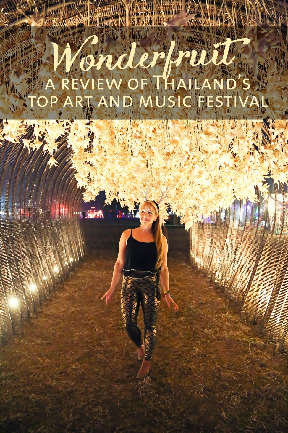 Wonderfruit • A review of Thailand's top art and music festival