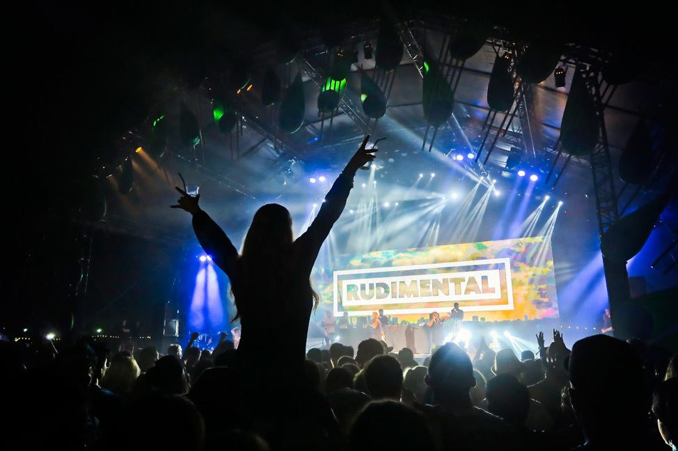Rudimental Wonderfruit