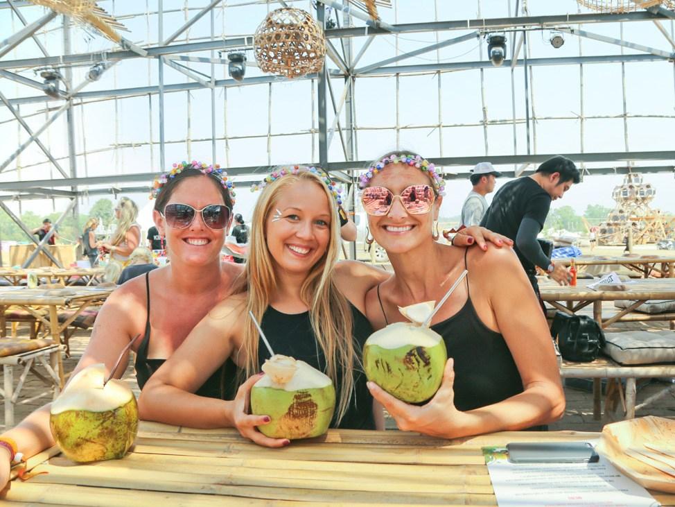 Reggae Brunch Wonder Feast at Wonderfruit 2017