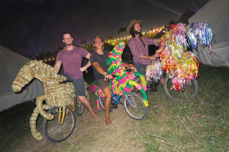 Wonderfruit Bikes
