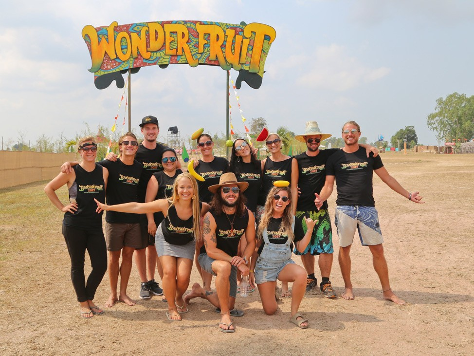 Wonderfruit Thailand Festival 2017 Review