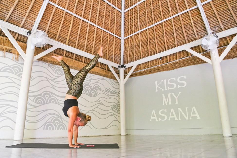 Yoga at Chillhouse Bali