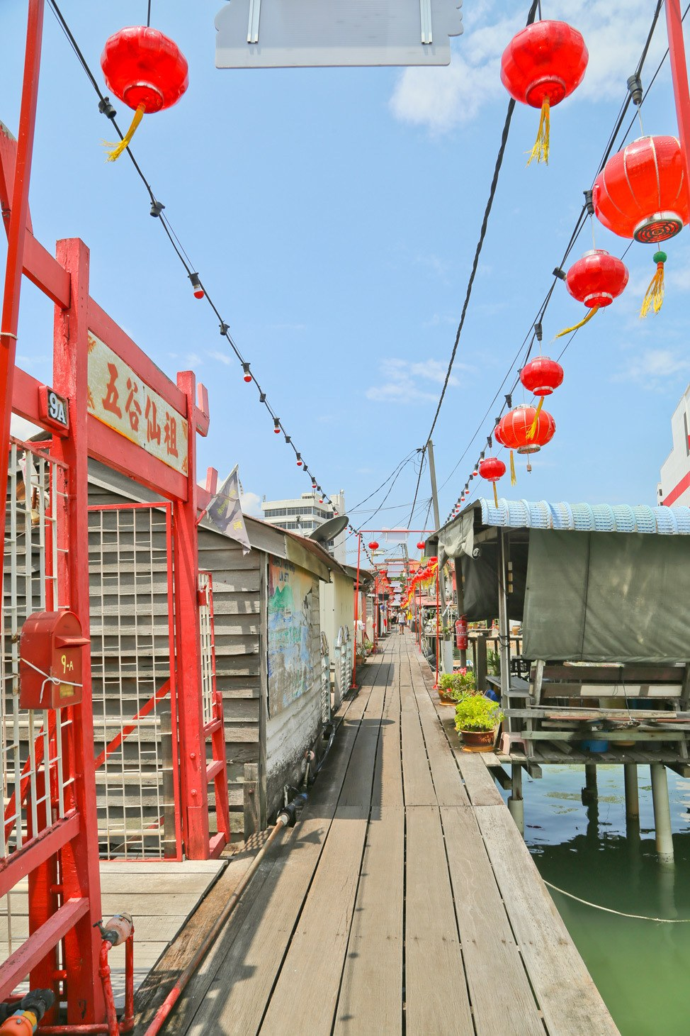 Chew Jetty, Georgetown, Penang