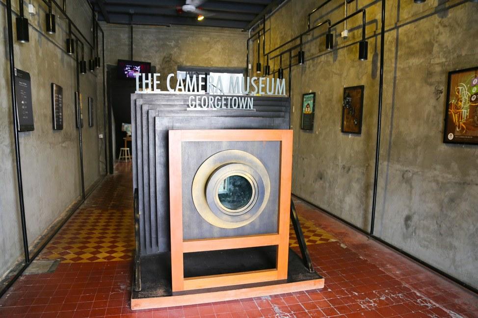 Georgetown Penang Camera Museum