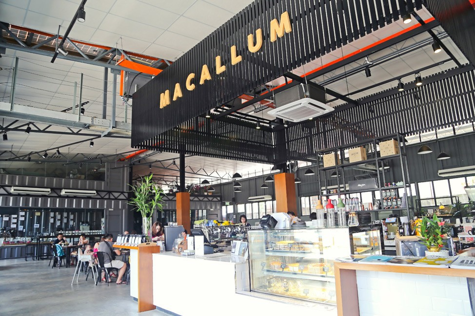 Macallum Connoisseurs Coffee Company, Penang