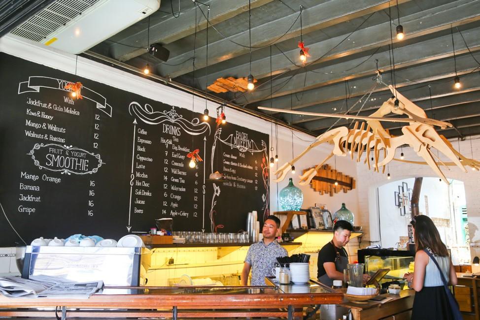 Mugshot Cafe Penang