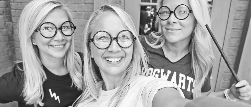 We Solemnly Swear We Are Up To No Good: A Harry Potter Bachelorette Party at Universal Orlando thumbnail