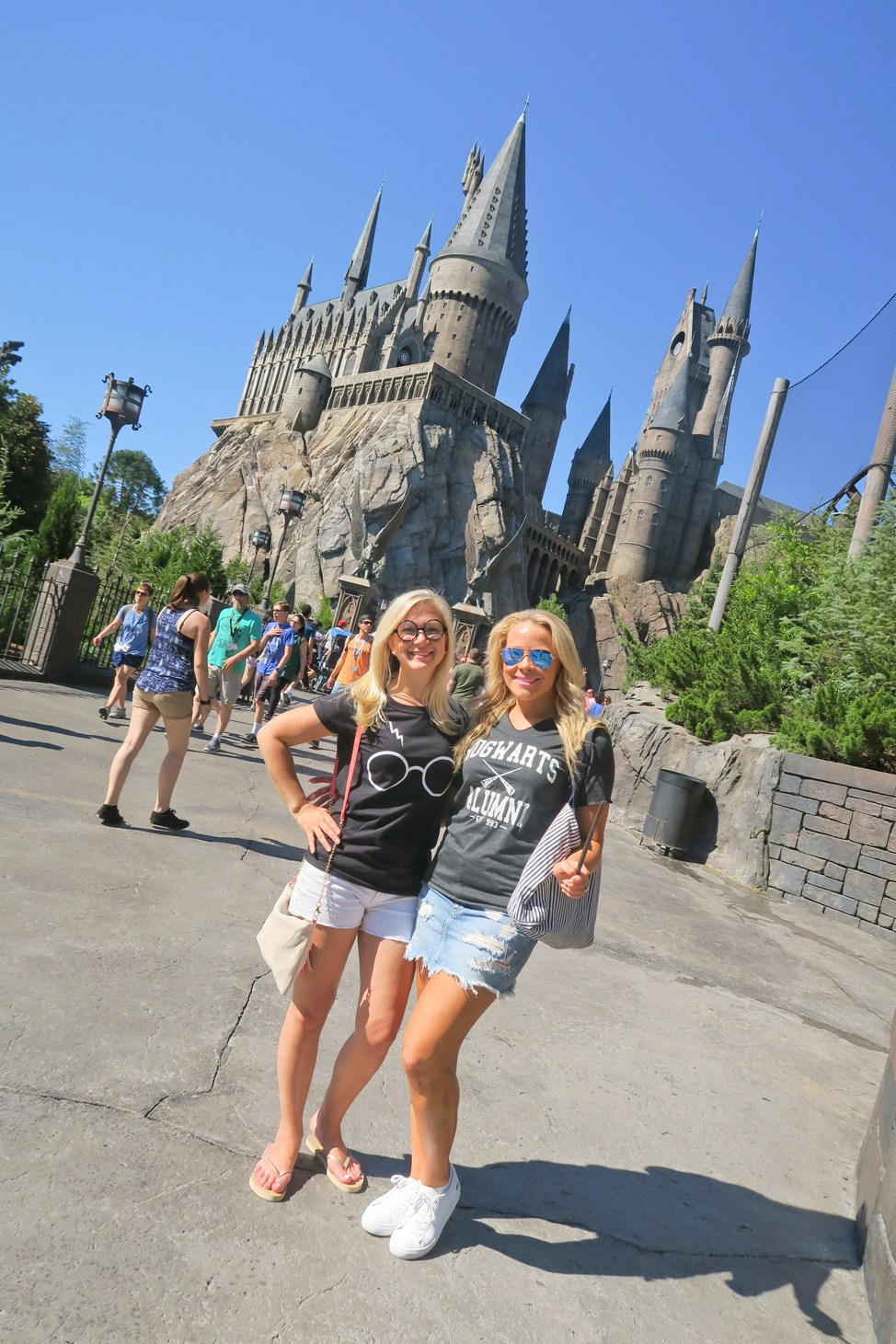 A Harry Potter Bachelorette Party at Universal Orlando
