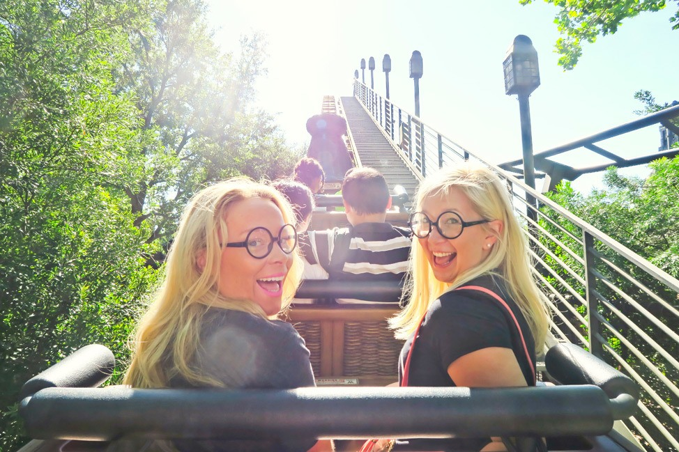 Flight of the Hippogriff at Universal Orlando