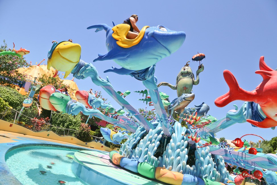 Seuss Landing, Universal Orlando Islands of Adventure