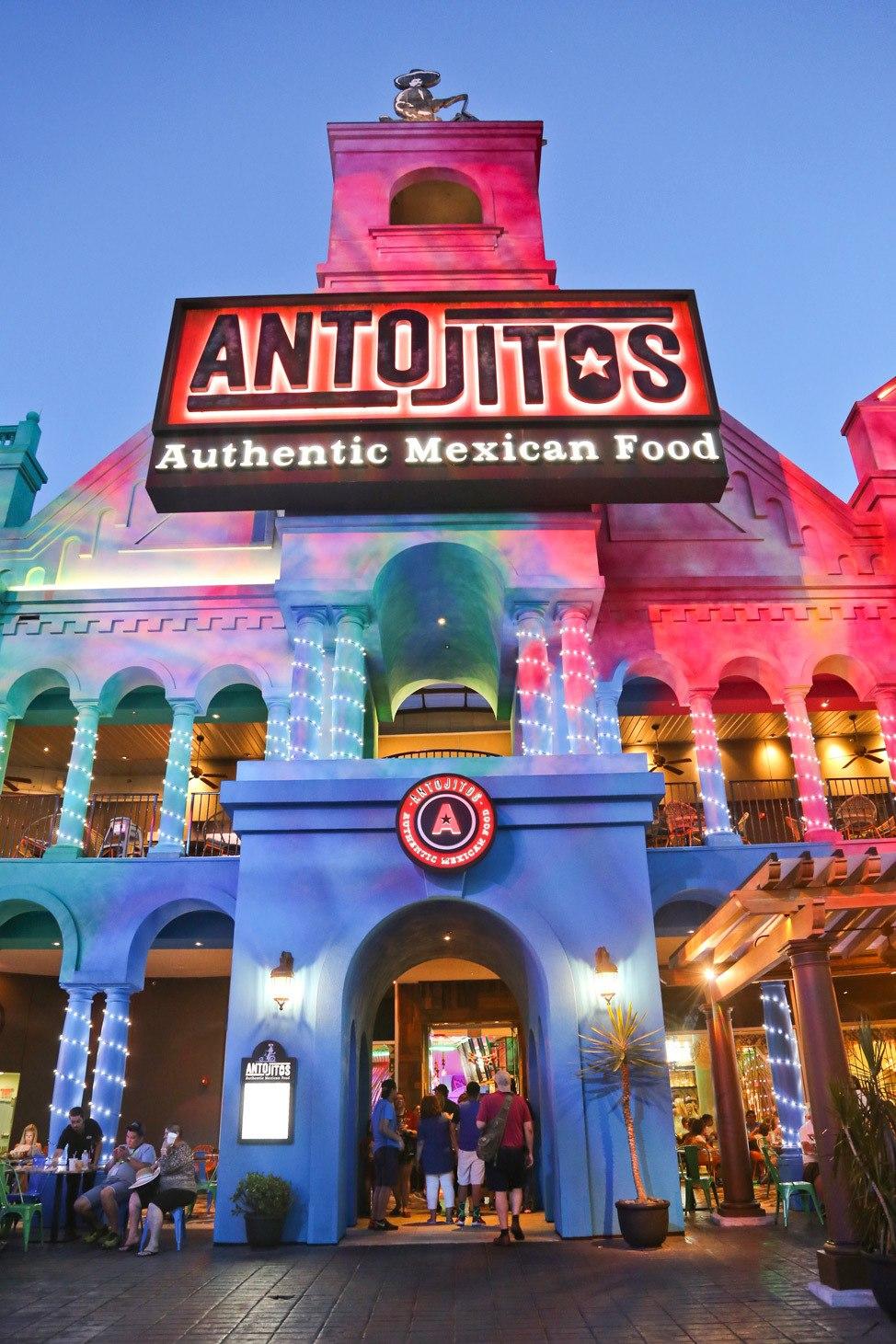 Antojitos Universal Orlando CityWalk