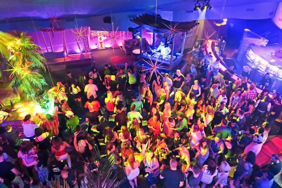 Red Coconut Club Universal Orlando CityWalk