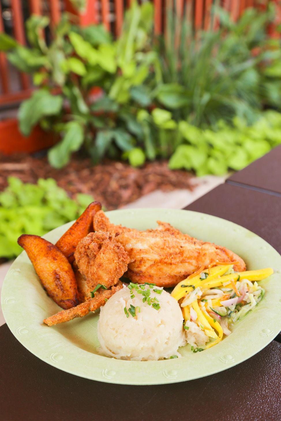 Volcano Bay Food