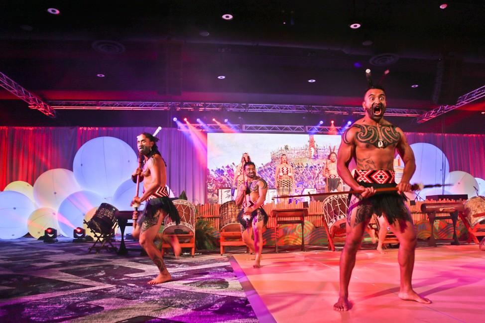 Universal Orlando Volcano Bay Opening Party