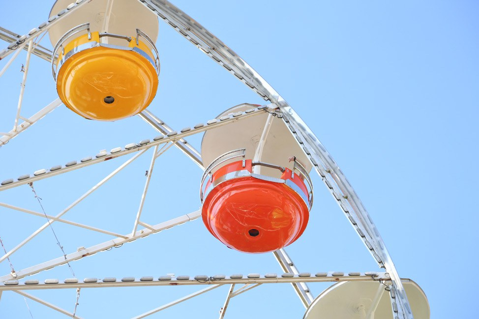 Ferris Wheel at Bonnaroo