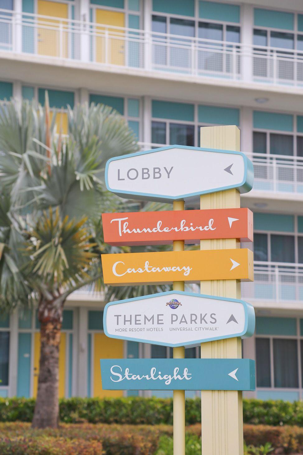 Bathroom at Cabana Bay Beach Resort • Universal Orlando Hotel Review