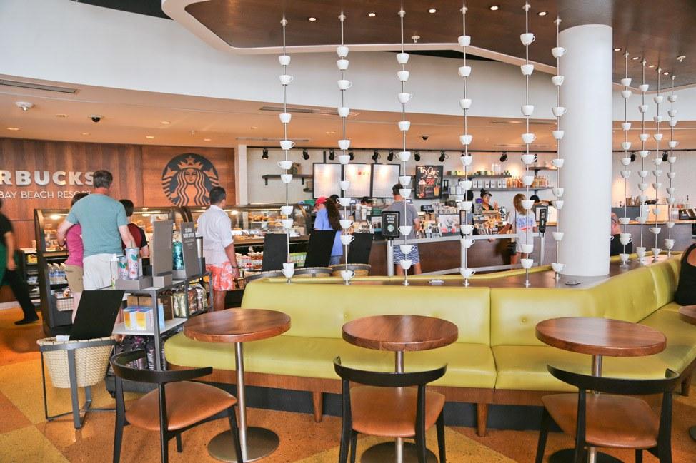 Starbucks at Cabana Bay Beach Resort • Universal Orlando Hotel Review