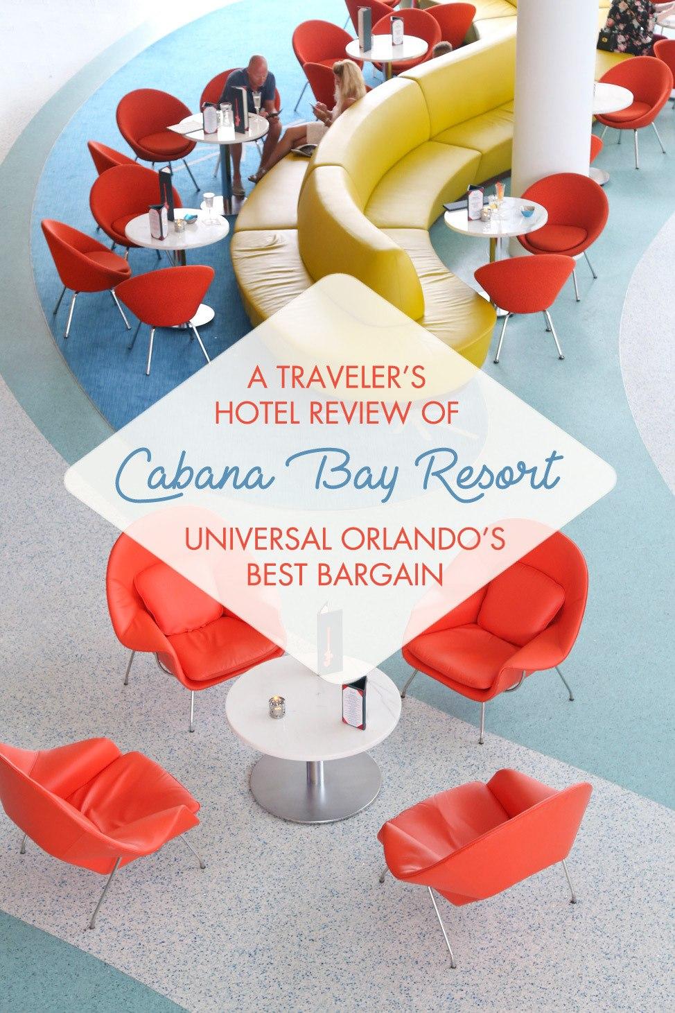 Cabana Bay Beach Resort • Universal Orlando's best value hotel
