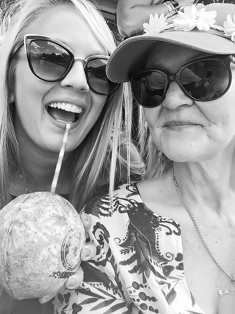 Bringing My Mom to Bonnaroo