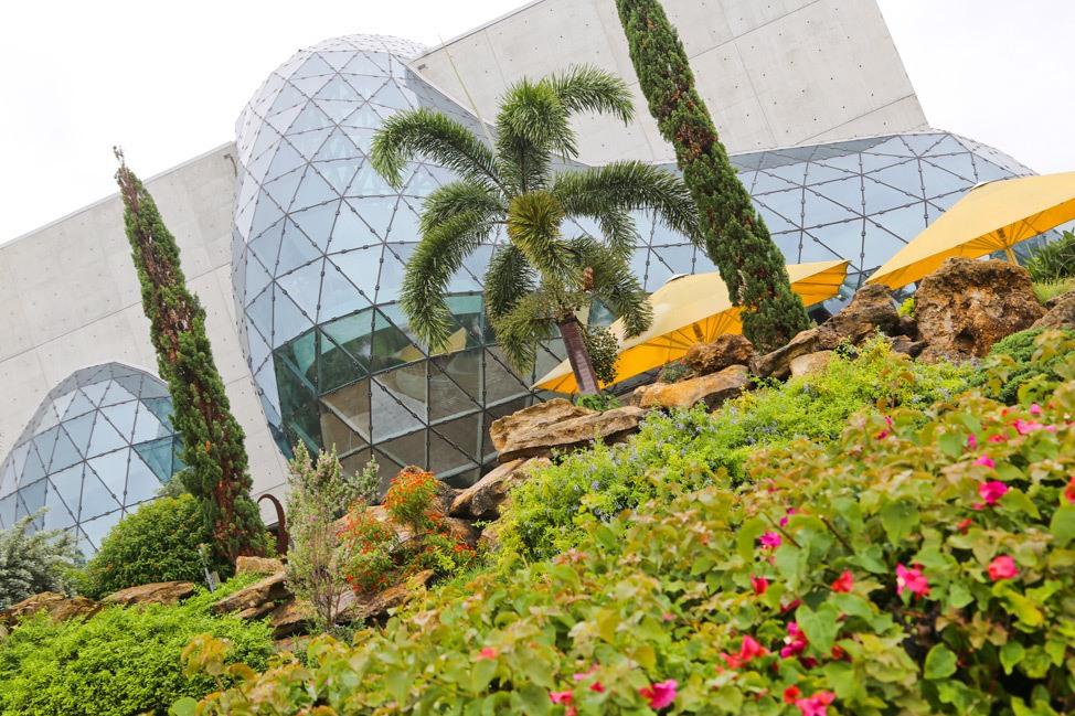 The Dali Museum, St. Pete, Florida