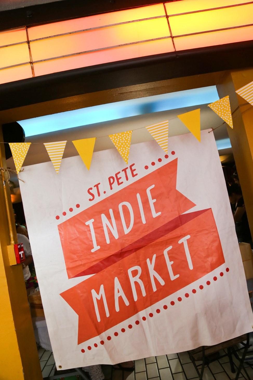 Indie Market St. Pete Florida