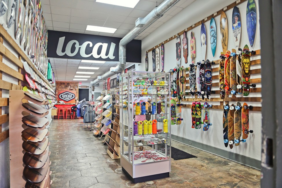 Shopping in St. Pete Florida
