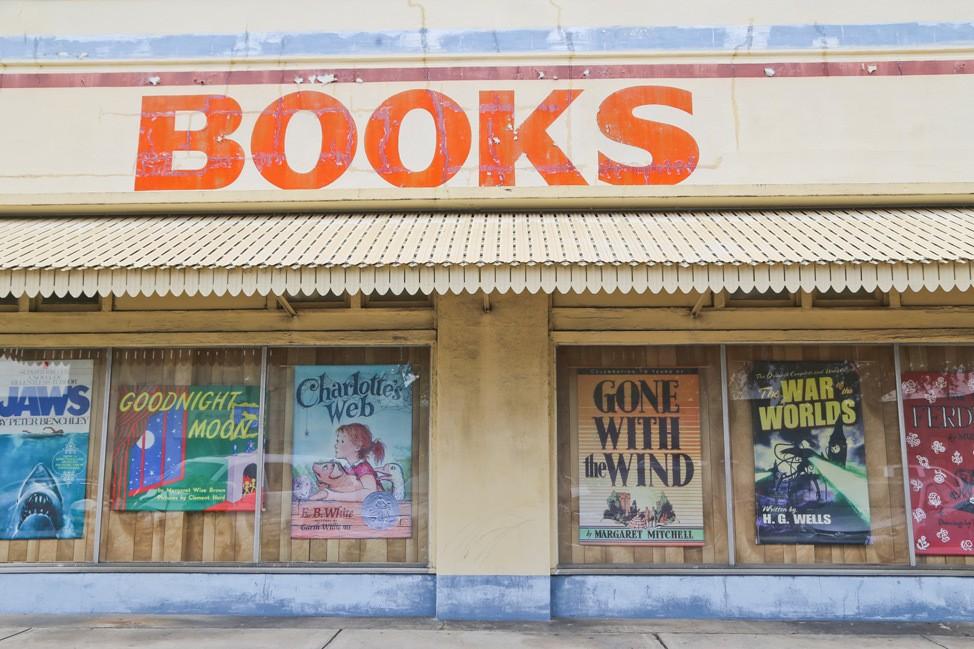 Haslam's Book Store, St. Pete Florida