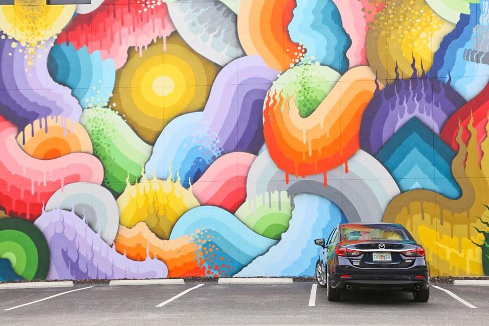 Florida CraftArt Street Art Tour