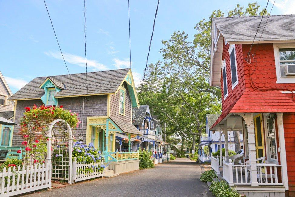 Gingerbread House Martha's Vineyard