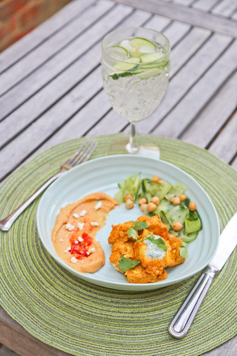 Salad in Martha's Vineyard