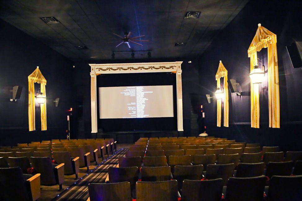 Capawock Theater, Martha's Vineyard