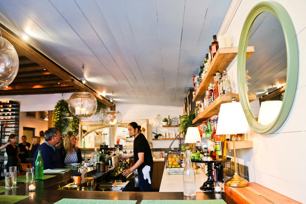 Covington Restaurant Martha's Vineyard
