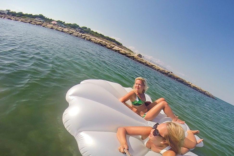 Shell Float Martha's Vineyard