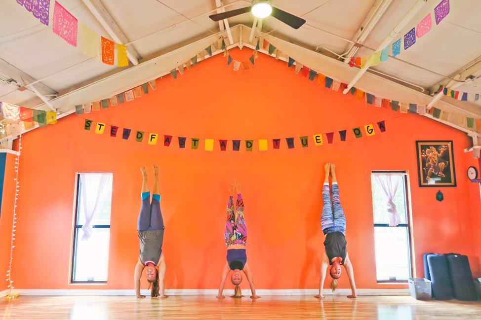 Steadfast and True Yoga Nashville