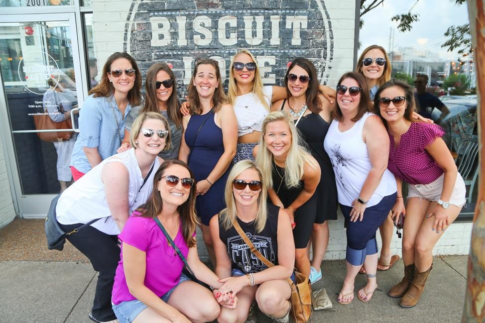 Biscuit Love for Bachelorette Brunch