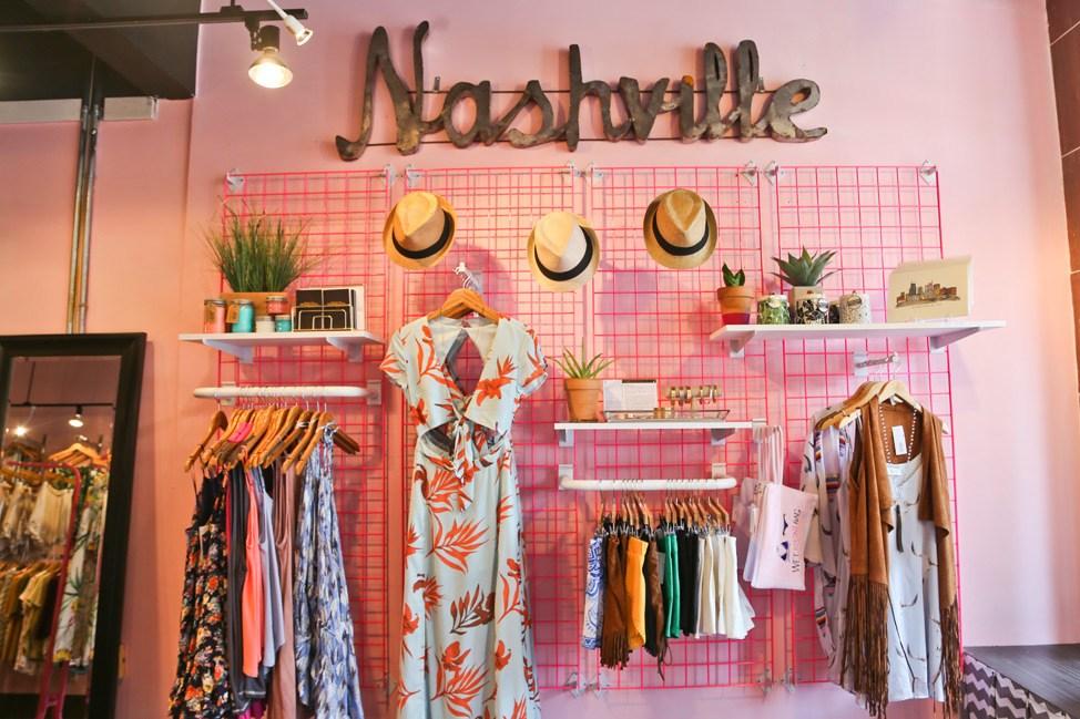 Bachelorette Weekend Shopping in Nashville