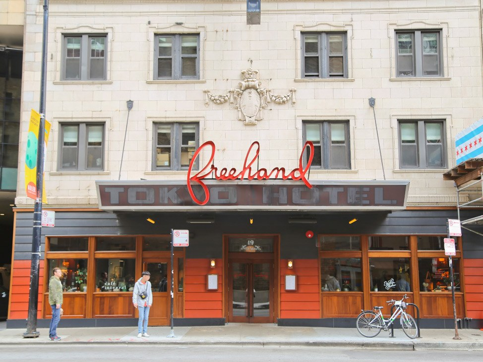 The Freehand Chicago Travel Blog Review