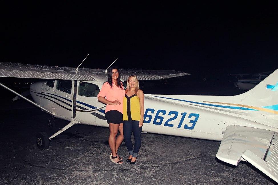 Managing Fear of Flying