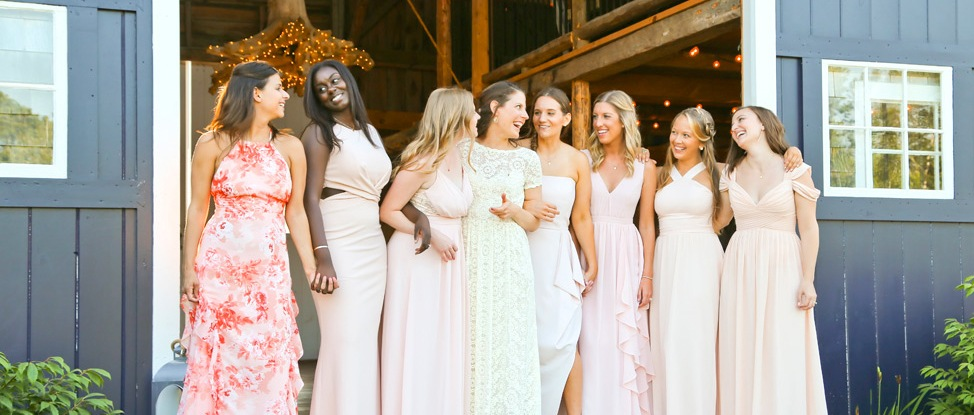 Her Maine Squeeze: A Wedding at Live Well Farm thumbnail