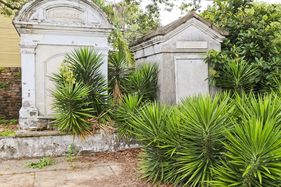 Cemetery Photography, Garden District, New Orleans