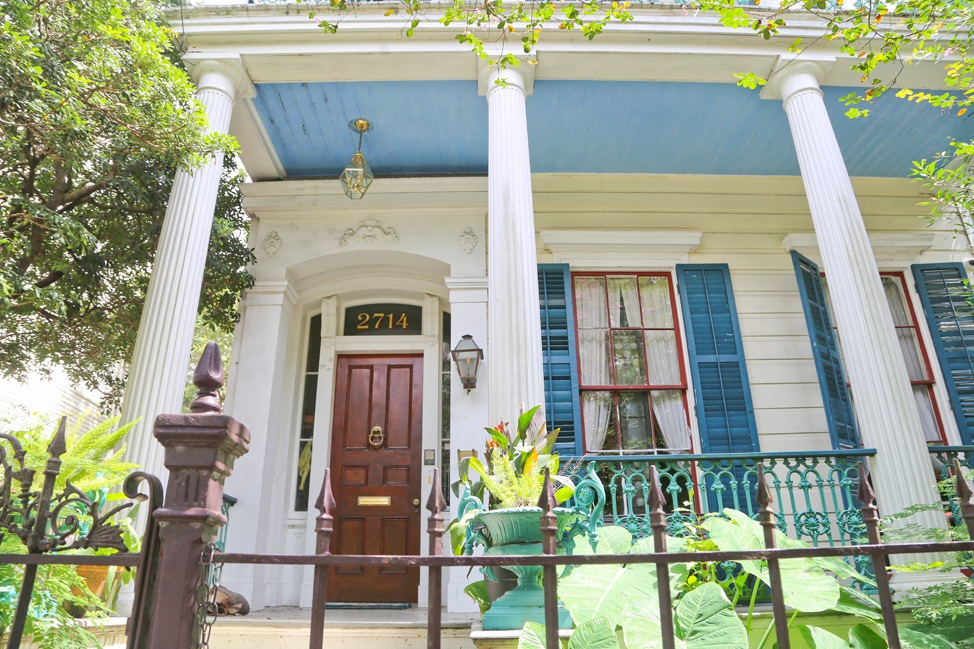 Garden District Photography New Orleans