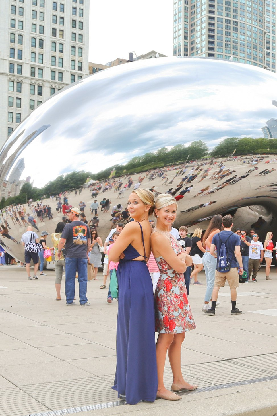 Wedding Guest Portraits at The Bean