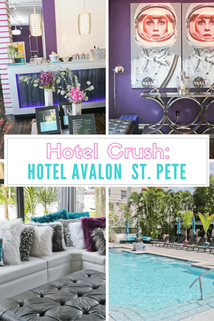 Hotel Crush: Hotel Avalon St. Pete