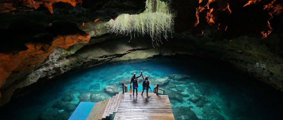 Sunshine State Scuba Day Three: Devils Den and Blue Grotto thumbnail