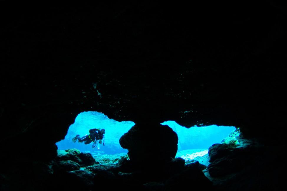 Scuba Diving Ginnie Springs, Florida