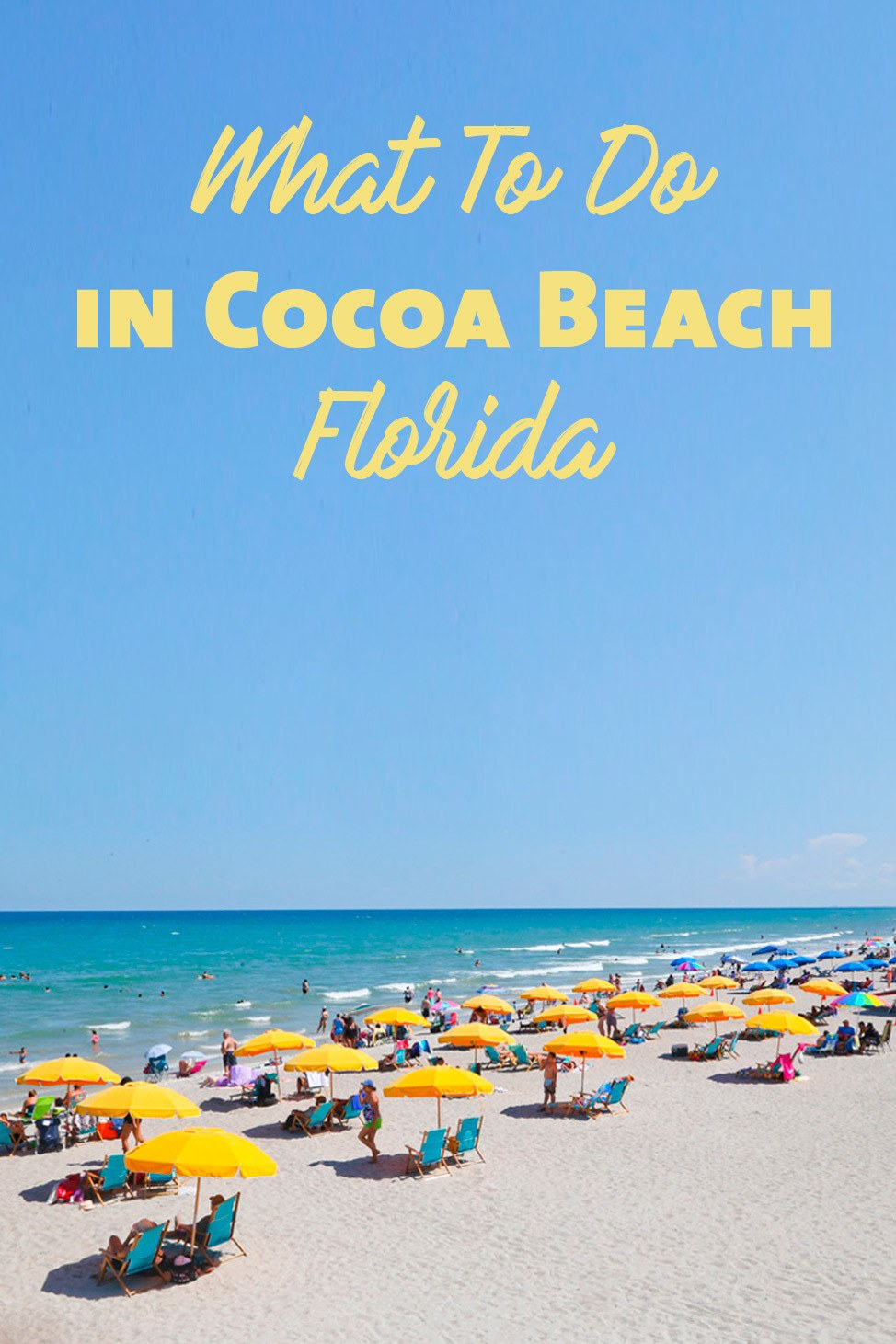 What To Do In Cocoa Beach Florida